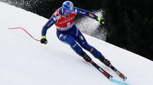 Горные лыжи. Парис одержал первую победу после травмы