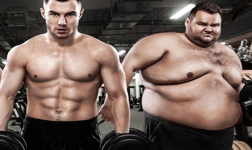 Как убрать жир с живота и боков мужчине