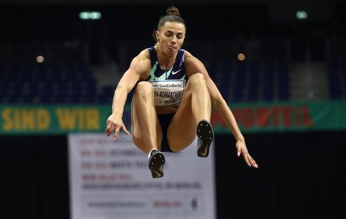 ВИДЕО. Полет ласточки! Марина Бех-Романчук взяла серебро в Берлине