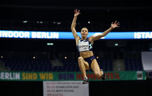 Марина БЕХ-РОМАНЧУК: «На чемпионате Европы, надеюсь, прыгну лучше»