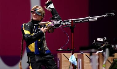 Щетник завоевала для Украины вторую бронзу Паралимпиады