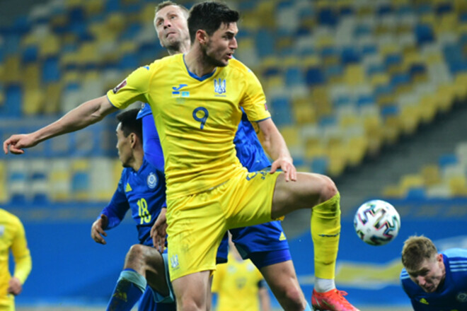 Казахстан – Украина – 2:2. Текстовая трансляция матча