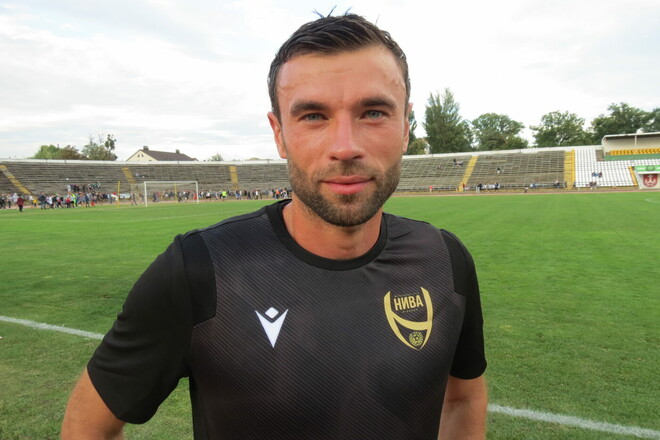 Дмитрий КОЗЬБАН: «Знаю, что в Виннице очень любят футбол»