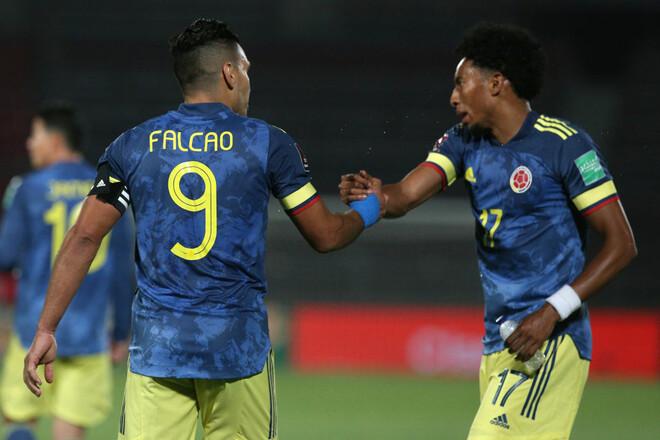Колумбиец Фалькао продолжит карьеру в Ла Лиге