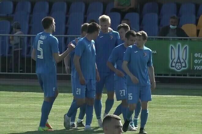 Никополь – Таврия – 0:3. Видео голов и обзор матча