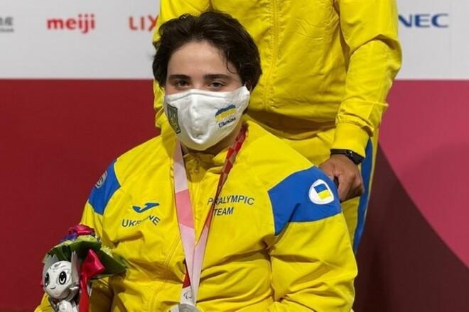 Москаленко принесла Украине золото Паралимпиады в толкании ядра