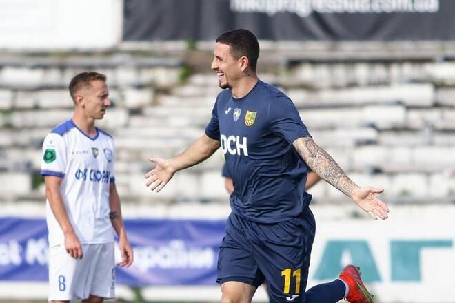 Металлист всухую разгромил Скорук и вышел в 1/16 финала Кубка Украины