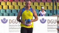Украинские легкоатлеты завоевали золото и серебро благодаря протесту