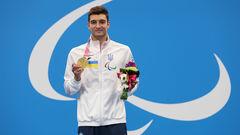 На счету Украины 67 медалей. Сборная занимает пятое место на Паралимпиаде