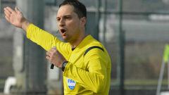 Украинская бригада судей обслужит матч отбора на ЧМ-2022