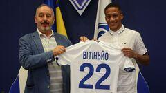 ВИТИНЬО: «Я выбрал Динамо, потому что это великий европейский клуб»