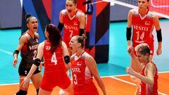 Турция и Нидерланды - в полуфинале женского чемпионата Европы