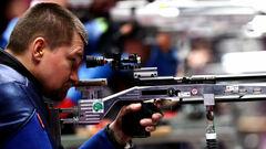 Ковальчук завоевал серебро Паралимпиады в стрельбе с винтовки