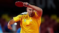 Украинцы завоевали бронзу Паралимпиады в настольном теннисе