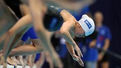 Украинка Бережная стала бронзовой призеркой Паралимпиады в плавании