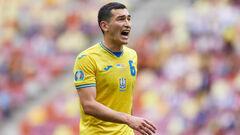 Стало відомо, чому Степаненко і Зубков не зіграють з Казахстаном