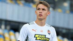 Даниил СИКАН: «Вызов в сборную стал неожиданностью»