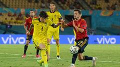 Швеція - Іспанія. Прогноз і анонс на матч відбору на ЧС-2022