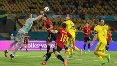 Де дивитися онлайн матч відбору на ЧС-2022 Швеція - Іспанія