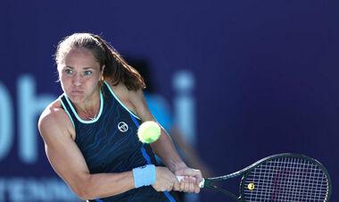 Катерина Бондаренко вылетела из парного разряда US Open