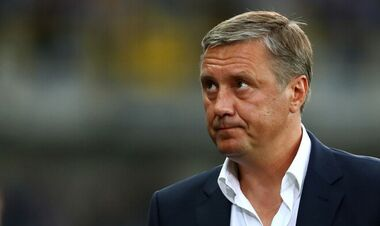 ХАЦКЕВИЧ: «Сходив на футбол, і мене записали в можливі тренери Колоса»