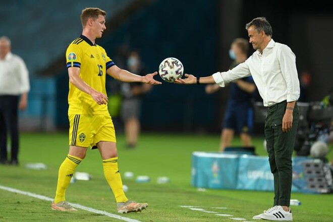 Швеция – Испания – 2:1. Текстовая трансляция матча