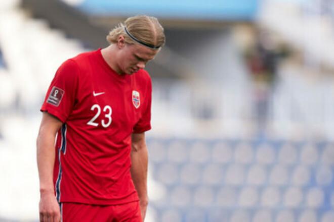 Норвегия - Нидерланды - 1:1. Холанда не остановили. Обзор матча