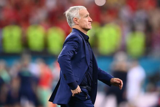 Франция – Босния и Герц. – 1:1. Неудачный матч Дешама. Видео голов и обзор
