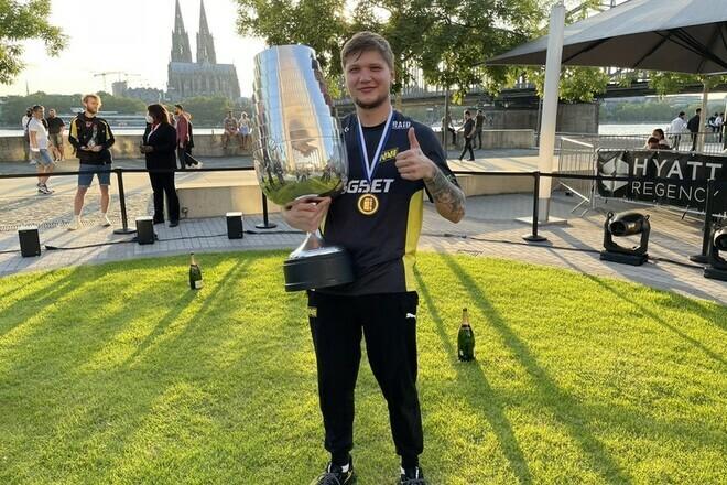 S1mple – лучший игрок года по версии Международной федерации киберспорта