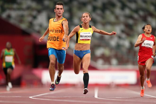 Украинка Ботурчук завоевала серебро в беге на 100 метров