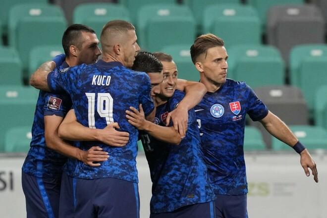 Словения – Словакия – 1:1. Обмен ударами. Видео голов и обзор матча