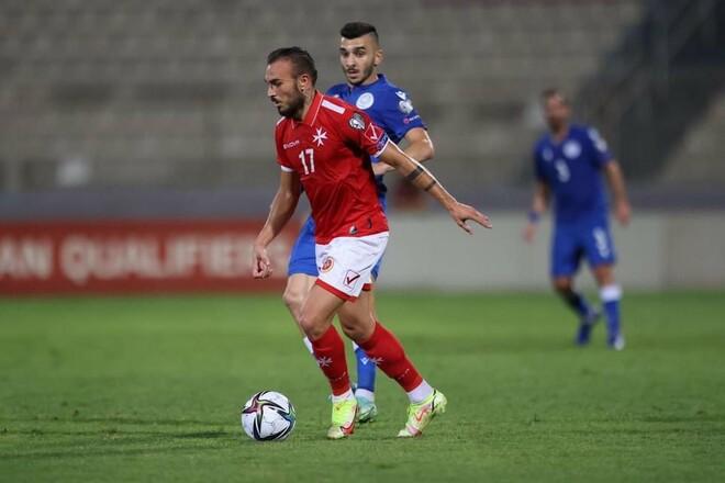 Мальта – Кипр – 3:0. Сенсационный разгром. Видео голов и обзор матча
