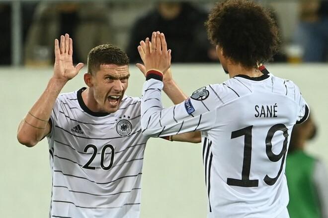 Группа J. Армения лидирует, Германия забила всего два гола Лихтенштейну
