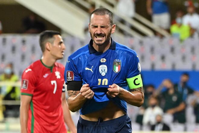 Италия – Болгария – 1:1. Сенсация во Флоренции. Видео голов и обзор матча