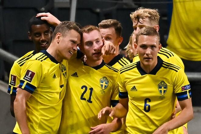Швеция – Испания – 2:1. Шведы захватили лидерство. Видео голов и обзор игры