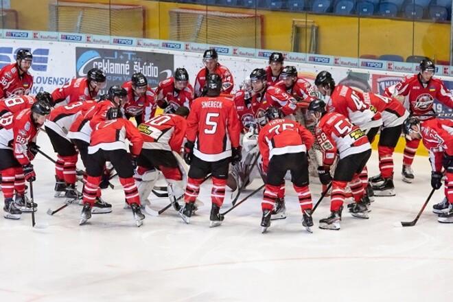 ХК Донбасс – ХК Рунгстед – 2:3 Б. Текстовая трансляция матча