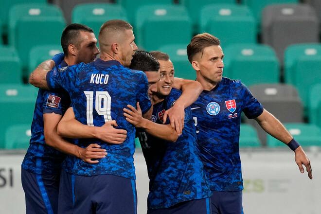 Словакия – Хорватия. Прогноз и анонс на матч квалификации ЧМ-2022