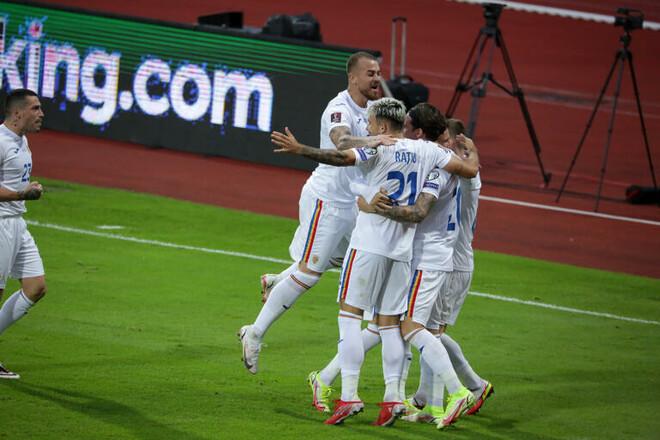 Исландия – Румыния – 0:2. Видео голов и обзор матча