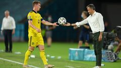 Швеція – Іспанія – 2:1. Текстова трансляція матчу