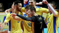 Греция - Украина - 2:3. Текстовая трансляция матча
