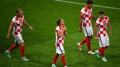 Група H. Росія та Хорватія розійшлися миром у матчі кваліфікації ЧС