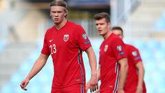 Группа G. Нидерланды не сумели обыграть Норвегию, за которую забил Холанд