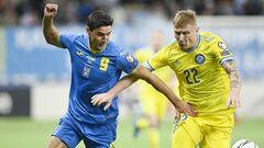 Роман Яремчук открыл «голевой счет Португалии» в сборной Украины