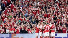 Дания — Шотландия — 2:0. Видео голов и обзор матча