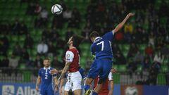 Молдова — Австрія — 0:2. Відео голів та огляд матчу