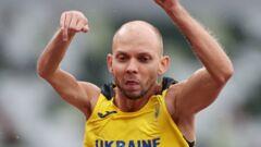 Загребельный выиграл золото Паралимпийских игр