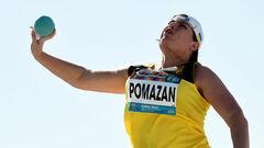 Украинка Помазан стала паралимпийской чемпионкой в толкании ядра