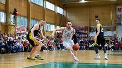 В новом сезоне баскетбольной Высшей лиги сыграет 14 команд