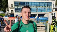Дмитрий ГРУЩАК: «В коллектив резервной сборной влился очень быстро»