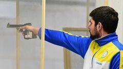 Украинец Денисюк завоевал бронзу Паралимпийских игр
